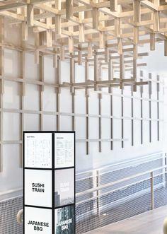 Tetsujin Japanese Restaurant Melbourne by Architects EAT.