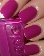 Essie: Big Spender. i love this color SO much that i bring the bottle along when shopping for clothing and home decor.