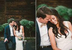 Creative industrial wedding | Photos by Emily Blake | 100 Layer Cake