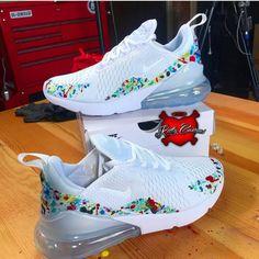 The Most Gorgeous Nike Workout Shoes for Women – Luxury Looks by Lorelei Cute Sneakers, Sneakers Nike, Hypebeast Sneakers, Hypebeast Women, Casual Sneakers, Casual Shoes, Souliers Nike, Nike Air Shoes, Nike Footwear