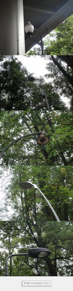 Парк Воробьевы горы - фонари. Отдельного внимания в этом парке заслуживают фонари, а точнее их стилистическое решение, а точнее его отсутствие. Также фонари стоят не по всему парку, что не есть хорошо и является проблемой парка