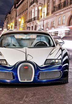 Bugatti Veyron L'Or Blanc. http://www.amazon.com/Organizer-Foldable-Softsided-Collapsible-Organizer/dp/B00EARP1JO