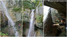 randonnée à la cascade d'Angon