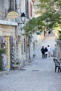 Avignon, France: Les Baux De Provence: