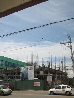 """CURE International - """"Check out the progress on the hospital in Davao City, Philippines, we're building with Tim Tebow Foundation!"""" (August 26, 2012)"""