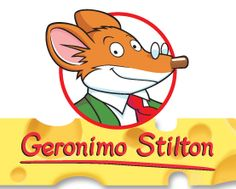 Geronimo Stilton | these were my FAVORITES