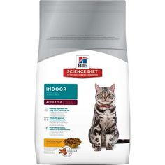 Adult Indoor Dry Cat Food Size: 3.5-lb. * Details can be found by clicking on the image. (This is an affiliate link) #MyPet