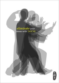 Tai chi is a wonderful stress relief practice.