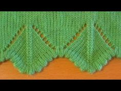 Latest Sweater Border Knitting pattern for ladies/ gents/ baby sweater... - YouTube