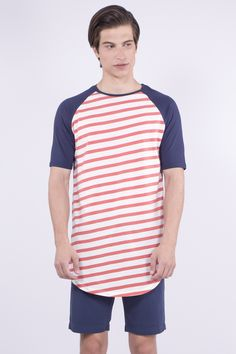 Longline T-Shirt: 19,90€ #aristotelibitsiani #Tshirt