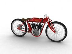 Indian Boardtrack Racer 1920