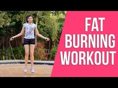 12 Jump Rope Styles for Beginners (Fat Burning Workout)