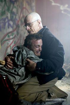 Breaking Bad - Publicity still of Bryan Cranston & Aaron Paul