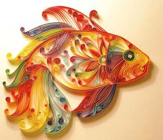 Art And Crafts For Kids Ideas. Use some card and some glue and make different shapes. May be quite difficult though.