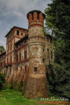 Castello Piovera -Alessandria-Italia