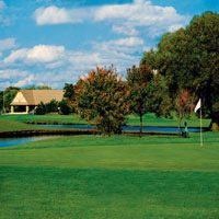 """Green Meadows, Westmont, IL.  """"Green"""" is a fun nine-hole course that offers three par 4's and six par 3's in a traditional parkland setting. Whether you're looking to play a quick nine or sharpen your game, Green Meadows has something for you! (2014)"""
