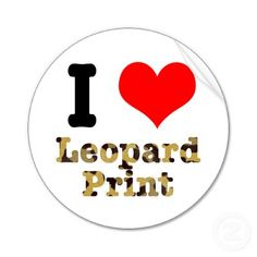 leopard print love - Google Search