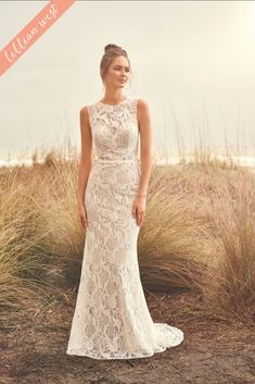 Lillian West wedding dresses embody whimsy and romance. From soft, patchwork laces to flowing silhouettes, Lillian West is perfect for the free-spirit bride. Lillian West, Allure Bridal, Rembo Styling, Dream Wedding Dresses, Wedding Gowns, Gift Wedding, Bouquet Wedding, Wedding Nails, Wedding Things