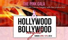 The Pink Gala Hollywood and Bollywood night will donate the proceeds to Integrated Breast Cancer Surgery with Reconstruction. Integrity, Breast Cancer, Surgery, Bollywood, Night, Pink, Fashion, Moda, Data Integrity