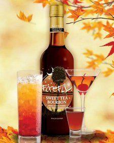 Firefly Vodka Sweet Tea!