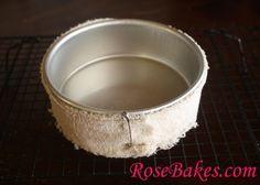 How to Bake Level Cake 6