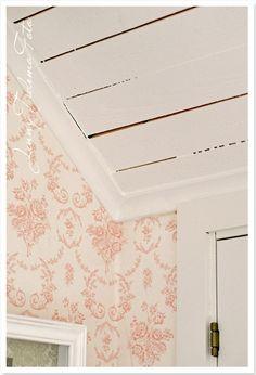 Madame Petite - Lantlig Inredning - Styling - Foto: Rosen Toile...