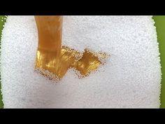 Oddly Satisfying Videos, Satisfying Things, Diy Clear Slime, Slime Videos Youtube, Slime Vids, Pretty Slime, Slimy Slime, Making Fluffy Slime, Glossy Slime