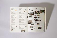 Bureau Mirko Borsche - Bayerische Staatsoper, Programmbuch »La forza del destino«
