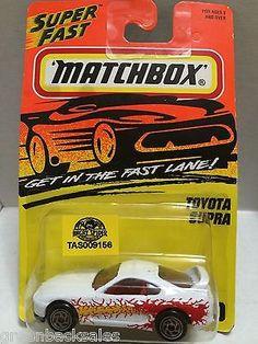 (TAS009156) - Matchbox Cars - Toyota Supra