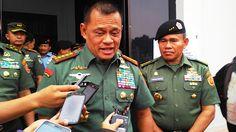 Panglima TNI: Setiap TPS di Jakarta Dijaga Satu Prajurit