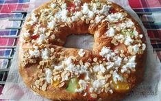 Bagel, Bread, Recipes, Cake, Ham Loaf, Christmas Cooking, King Cakes, Recipies, Ripped Recipes