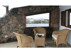 Famara Bungalows - 2 Bed Bungalow for rent in famara Lanzarote sleeps up to 4 from £435 / €550 a week