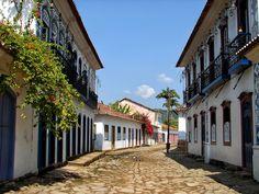 Paraty (RJ) - Foto: Diego Torres Silvestre – Brasil   Brazil