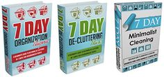 Cleaning And Organizing In Only 7 Days: Box Set #4: The Complete Extensive Guide On How To Clean And Organize Your Home: In 7 Days DIY. (Cleaning and organizing ... - diy speed cleaning - diy household hacks) by 7 Day Guides http://www.amazon.com/dp/B00SNAG4IG/ref=cm_sw_r_pi_dp_RTV9vb04SMTSQ