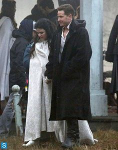 Once Upon a Time - Season 3 - Set Photos - 25th November 2013 (6)