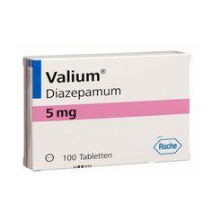 Valium Diazepam 5 mg