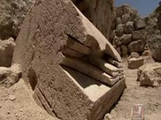 Look at the practice cuts or mistake cuts found in stones all over Egypt.....some kind of advanced cutting device was used to create their magnificent creations.....what could it have been made of and what did it look like?