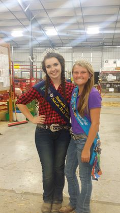Being Hancock County Jr. Fair Queen has definitely been one of the best experiences of my life. Not only do I get to represent the county that I…