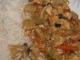 Čína z parního hrnce recept Chicken, Meat, Food, Essen, Yemek, Buffalo Chicken, Cubs, Meals, Rooster