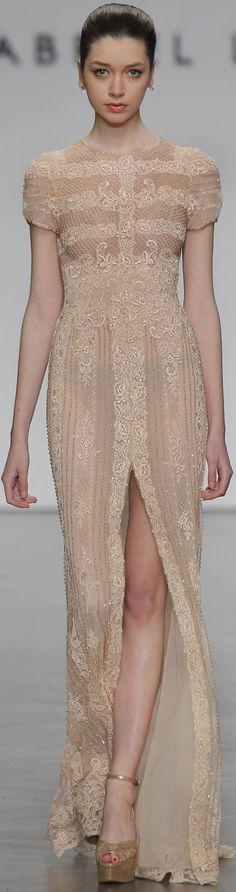 Gabriel Lage HC Collection Spring '18 España.