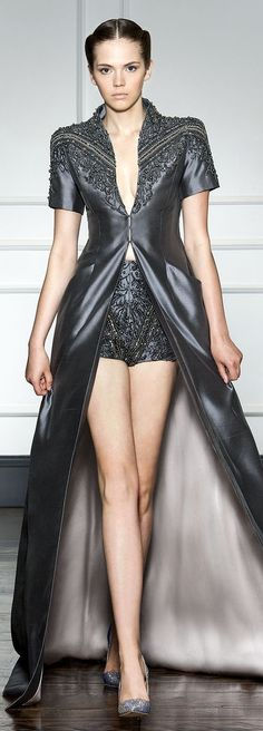 4-8-15 The beading on the bodice and shoulder area is incredible and I like the fit of the leather as a whole.