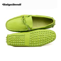 58.96$  Buy now - http://ali73u.shopchina.info/1/go.php?t=1691177984 - EU 38 - 44 Fashion genuine Cozy Leather Tie Casual SLIP-ON loafers CAR Shoes penny loafers men Moccasins 58.96$ #buymethat