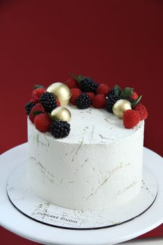 Elegant Birthday Cakes, 16 Birthday Cake, Beautiful Birthday Cakes, Cake Decorating Designs, Cake Designs, Cake Filling Recipes, Cake Recipes, Best Christmas Cake Recipe, Eggnog Cake