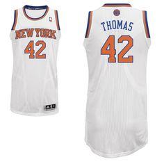 8b5027e3d New York Knicks adidas Custom Authentic Home Jersey - White