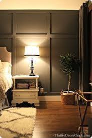 Image result for square wall panelled cottage bedroom
