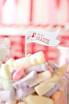 Christmas in July Candy Bar Christmas In July, Tis The Season, Peach, Candy, Seasons, Bar, Breakfast, Food, Morning Coffee