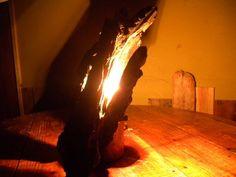 【仙人掌】流木照明・ルームランプ