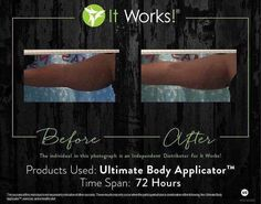 Amazing results with the ultimate body wrap! No more love handles! It Works Party, It Works Body Wraps, It Works Distributor, It Works Global, Ultimate Body Applicator, It Works Products, Interactive Posts, Crazy Wrap Thing, Body Challenge