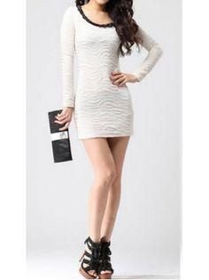 Matelasse Bodycon Dress, not feeling the shoes