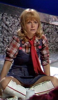 Women Of Doctor Who : Katy Manning as Jo Grant.